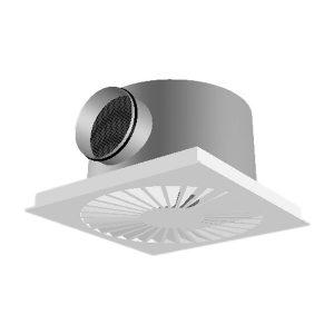 DCS/J Ceiling Diffuser
