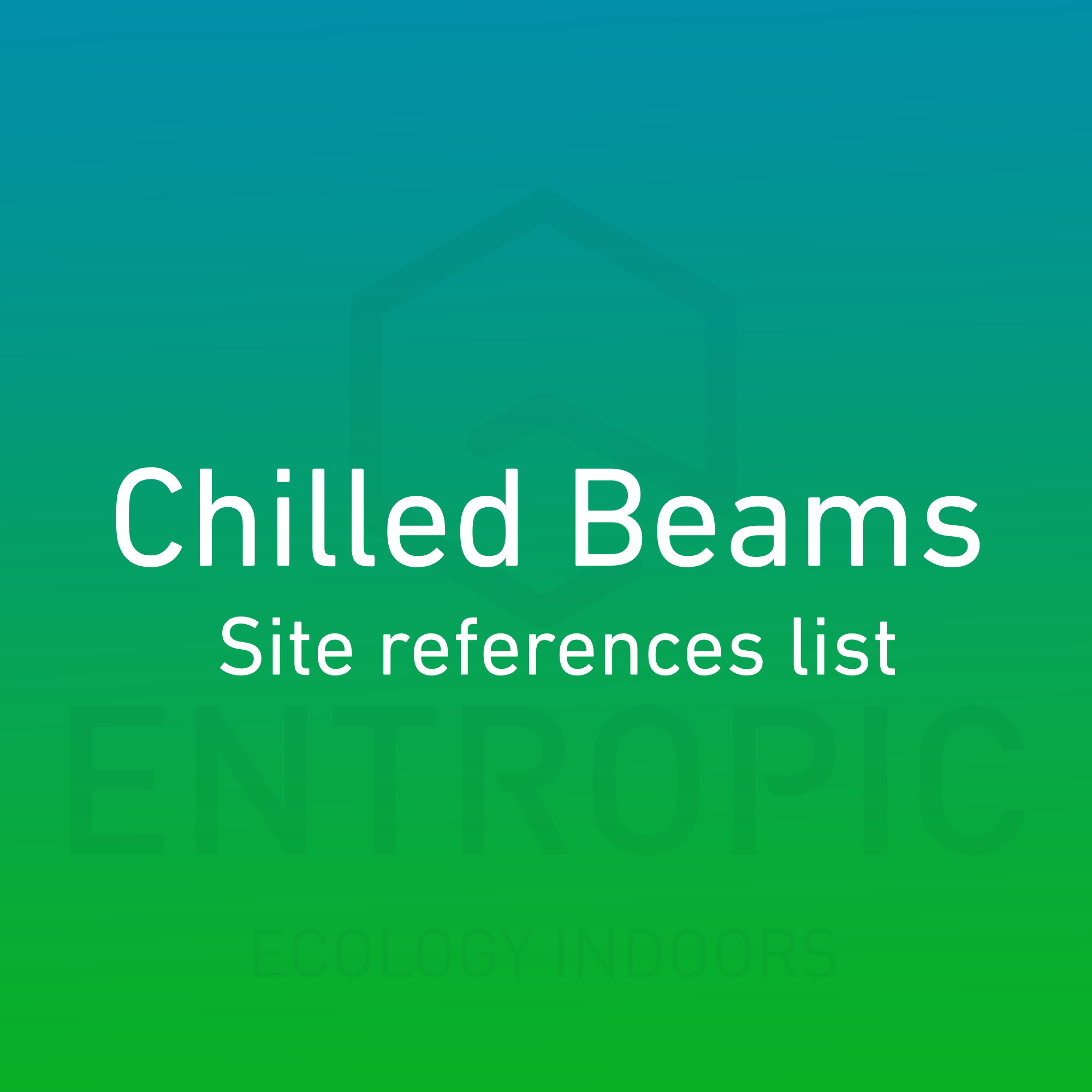 chilled-beams-site-reference-list