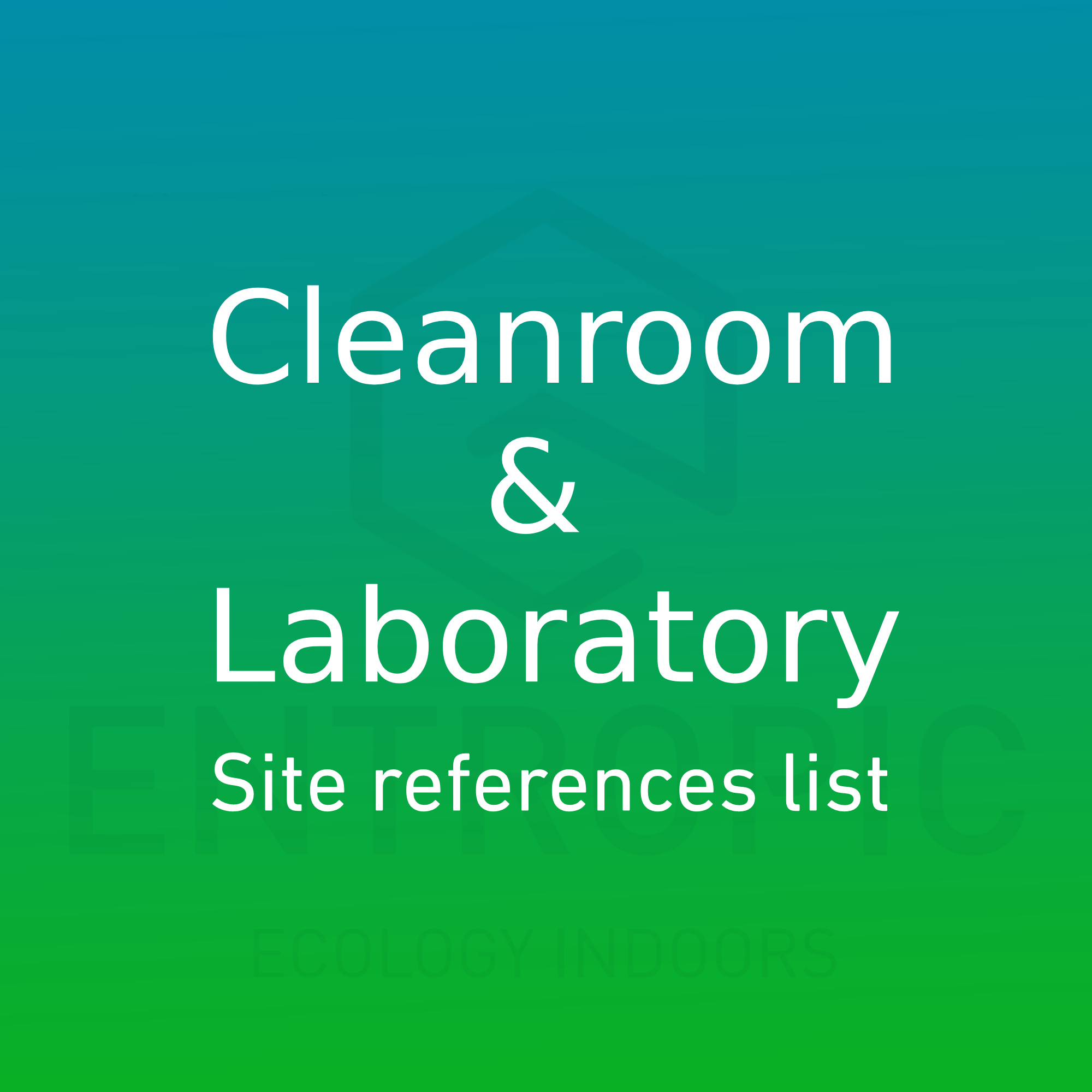 lab-cleanroom-site-reference-list