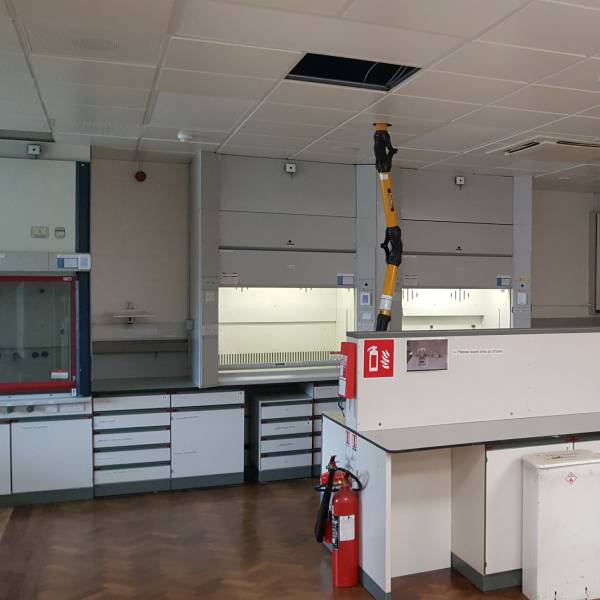Henkel Tallaght - Lab Ventilation System
