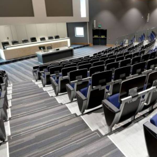 UCD Lecture Theatre - AHUs